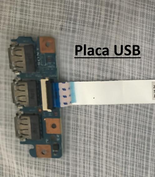 Placa Usb Do Notebook Sony Vaio Vpceg13eb