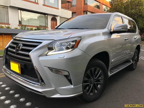 Lexus Gx Gx 460 Suspension Graduable