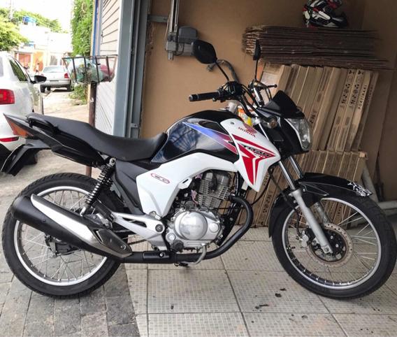 Honda Cg Fan 150 Mix Esi