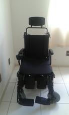 Cadeira De Rodas Motorizada Freedom.