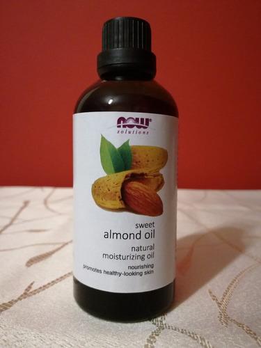 Aceite De Almendras Dulces 100ml De Usa
