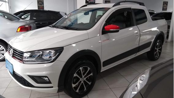 Volkswagen Saveiro Pepper 1.6 Msi Cab Dupla 2017 / 2018