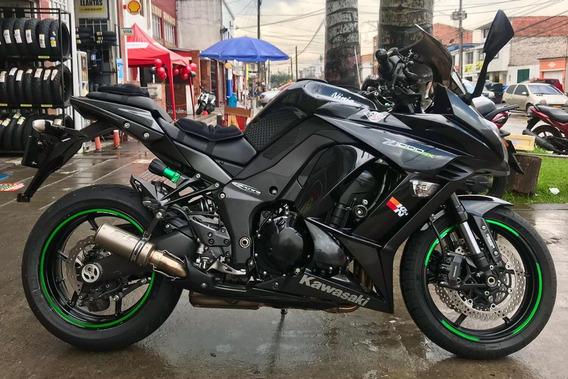 Kawasaki Ninja Z1000 Sx