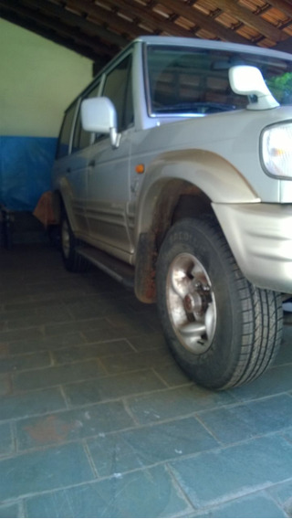 Hyundai Galloper 3.0 Gasolina Completa