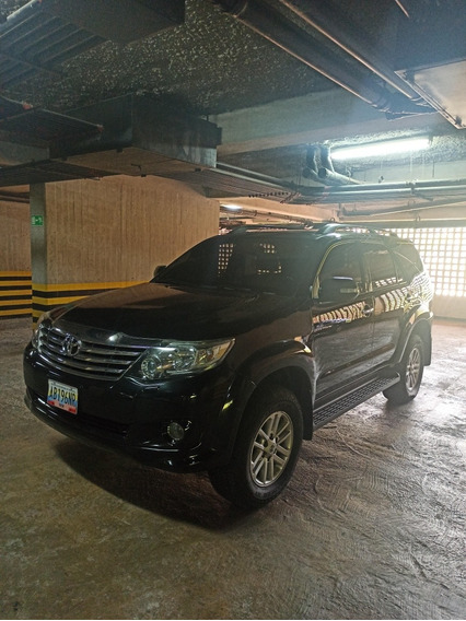 Toyota Fortunner Sr Blindada 3a Plus