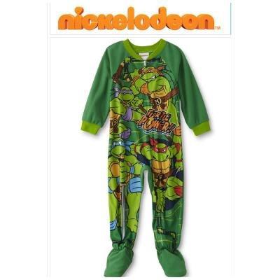 Macacão Tartaruga Ninja Nickelodeon Original -softh Fleece