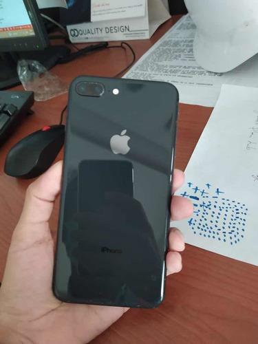 iPhone 8plus 64gb Negro