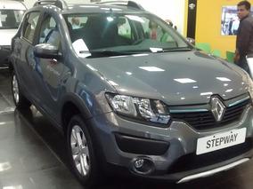 Renault Sandero Stepway 100%financiado En Cuotas De $3980 F