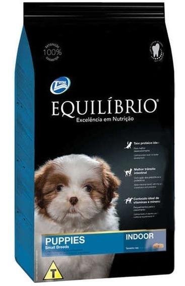 Ração Total Equilíbrio Puppies Small Breeds - 7,5 Kg