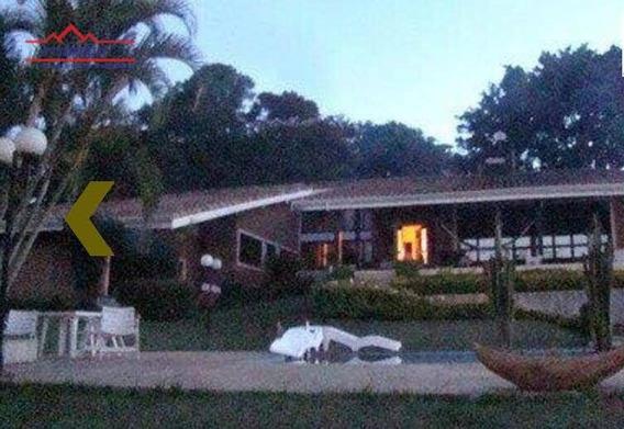 Casa Com 4 Dormitórios À Venda, 1147 M² Por R$ 2.000.000,00 - Vila Santista - Atibaia/sp - Ca3603