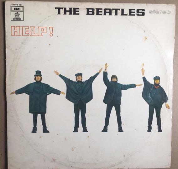 Disco Lp Beatles Relíquia 1965 - Álbum Help!