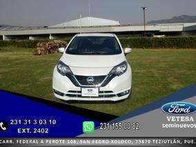 Nissan Note 1.6 Sr At Cvt