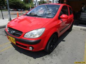 Hyundai Getz Gl Mt 1400cc 3p 16v Sa