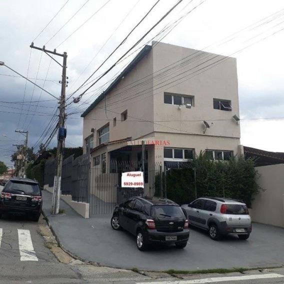 """Prédio Comercial De Esquina No Bairro Do Veleiros """"interlagos"""", Excelente - Sz5443"""