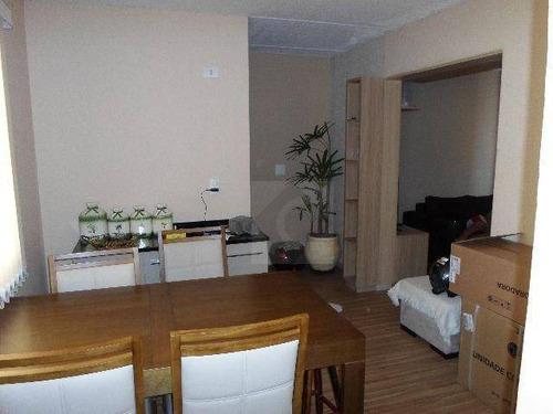 Imagem 1 de 15 de Apartamento Com 2 Dormitórios À Venda, 59 M² Por R$ 170.000,00 - Centro - Monte Mor/sp - Ap0122