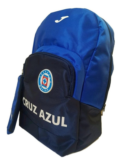 Mochila Cruz Azul Lapicera Y Envio Gratis Escolares