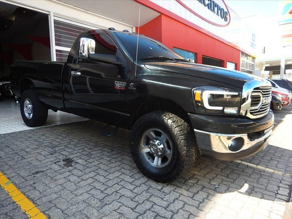 Dodge Ram 2500 Slt Heavi Duty 5.9 4x4 Turbo Diesel Aut 2009