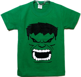 Kit 05 Camisetas Infantil Menino Manga Curta
