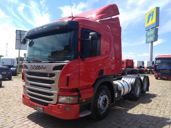 Scania P360 6x2 Opticruise