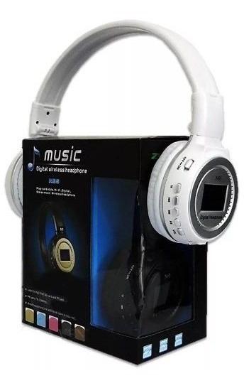 Fone Bluetooth Mp3 Com Visor Aux Sd Usb Bateria N65