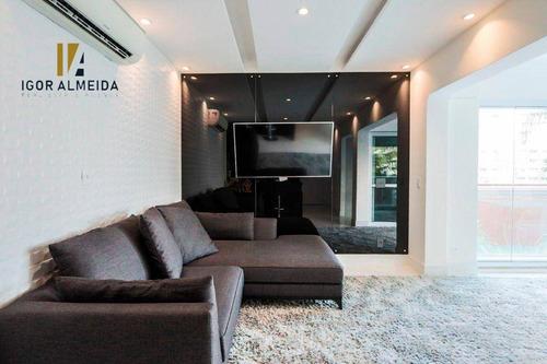 Imagem 1 de 17 de Apartamento Com 1 Dormitório À Venda, 64 M² Por R$ 1.300.000,00 - Paraíso - São Paulo/sp - Ap48003