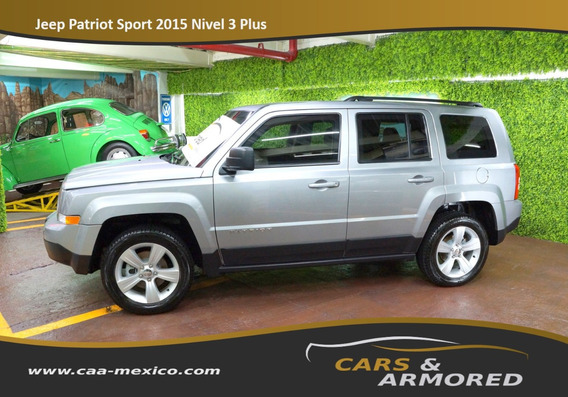 Jeep Patriot Blindada