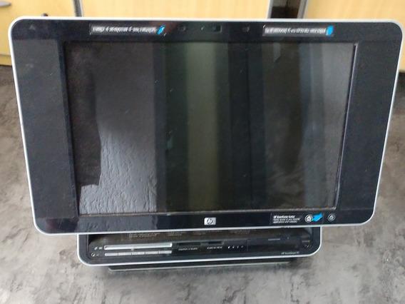 Computador Touchscreen Hp Touchsmart Pc Iq700