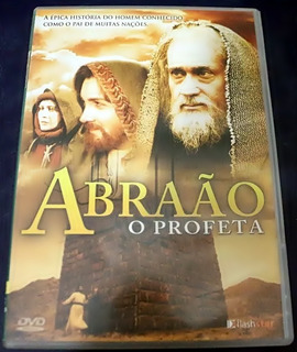 Dvd Filme Abraão O Profeta De Deus Bíblico -original Dublado