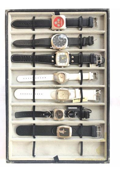 Relógios Lambretta Original Colecionador 7 Unidades Raridade
