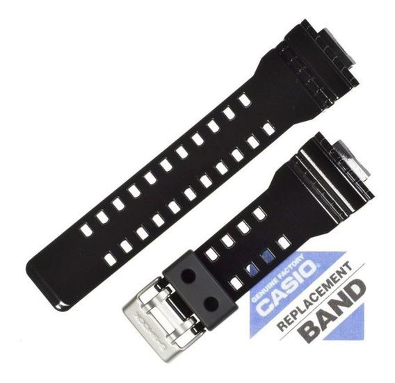 Pulseira Casio G-shock Ga-110b-1a / G-8900a-1 Preto Verniz