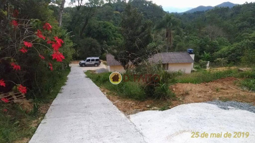 Chácara Com 2 Dormitórios À Venda, 5000 M² Por R$ 280.000,00 - Capelinha - Guarulhos/sp - Ch0024