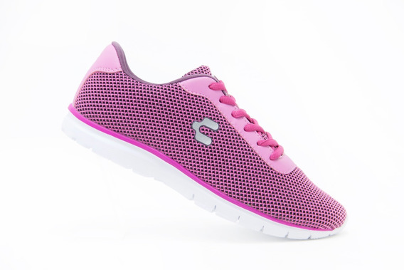 Charly Tenis Bonitos 1042206 Fiusha 100% Originales!!