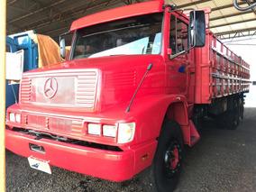 Mb 1621 Truck Reduzido Granel Completa