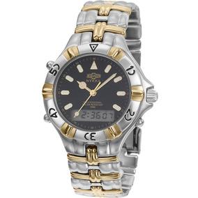 Relógio Magnum Feminino Steel Original Garantia Nfe Ms10058p