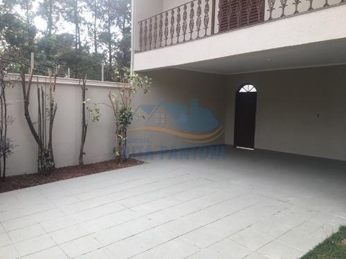 Casa Sobrado, Jardim Recreio, Ribeirão Preto - C4446-v