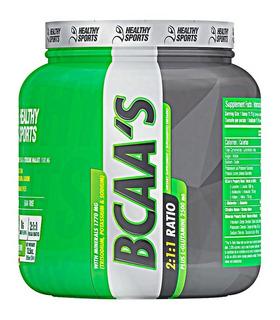 Healthy Sports Bcaa´s X384 Gr. 30 Servicios Energéticos Todo