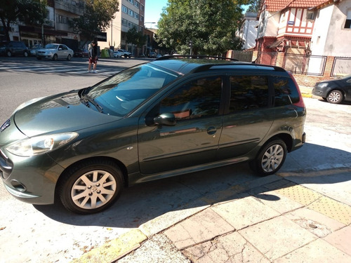 Peugeot 207 Sw Impecable Estado