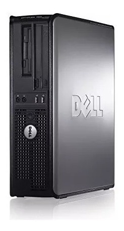Computador Cpu Desktop Dell Optiplex Core2duo 4gb 160gb