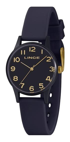 Relógio Lince Urban Feminino Lrcj104p Azul + Garantia + Nfe