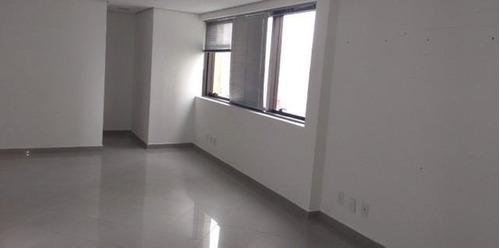 Sala, 38 M² - Venda Por R$ 200.000 Ou Aluguel Por R$ 1.100/mês - Paraíso - Santo André/sp - Sa0741