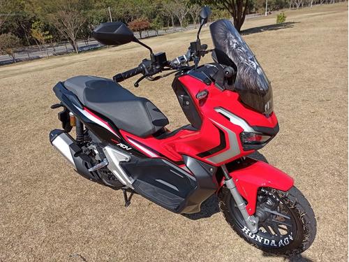 Imagem 1 de 10 de Moto Adv 150 Zera Sem Placa