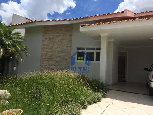 Casa Com 3 Dormitórios À Venda, 240 M² Por R$ 1.250.000,00 - Parque Residencial Damha - São José Do Rio Preto/sp - Ca0196