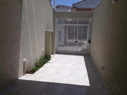 Imagem 1 de 30 de Sobrado Com 3 Dorms, Vila Brasílio Machado, São Paulo - R$ 850 Mil, Cod: 5592 - V5592