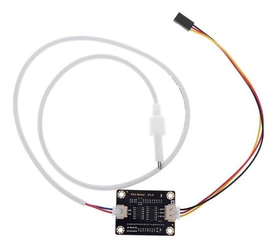 Sensor Tds Total De Sólidos Dissolvidos Arduino Hidroponia