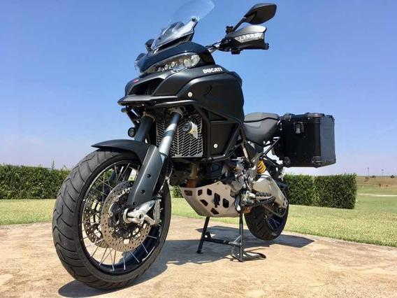 Ducati Multistrada Enduro Le 2017 Unico Dono Apenas 7881 Km!