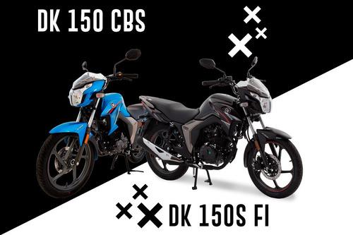 Factor Yamaha Dk 150 0km