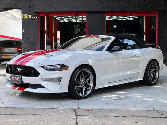 Ford Mustang 2.4 Convertible