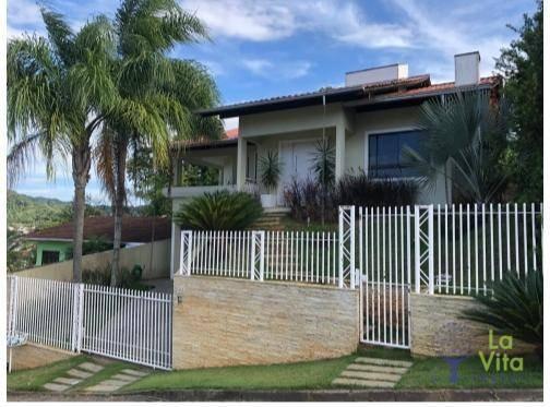 Casa A Venda, Com 3 Dormitórios, 1 Suite Master, 4 Vagas De Garagem, Bairro Fortaleza - Blumenau Sc - Ca0336