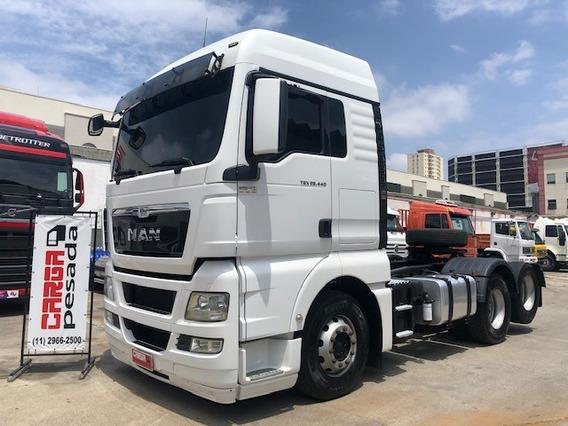 Man Tgx 28 440 28440 2017 6x2 Truck Troca Volvo Fh 440 420