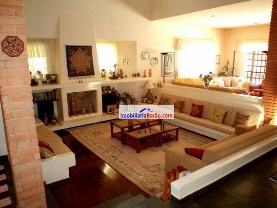 Casa Residencial À Venda, Cidade Universitária, Campinas. - Ca0618